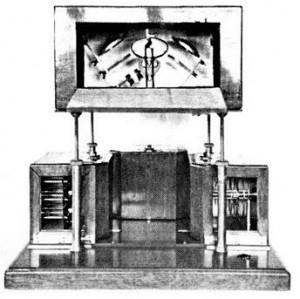 Máquina radiônica De La Warr Mark I