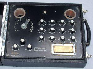 Aparelho radiônico De La warr