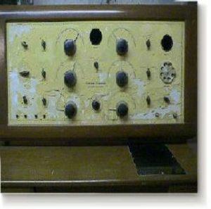 Aparelho radiônico original Hierônymus