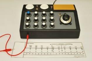 Equipamento de Radiônica Órion com biômetro