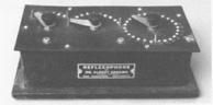 máquina radiônica abrams