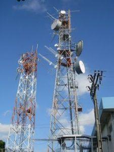 Antenas emissoras e riscos em Geobiologia